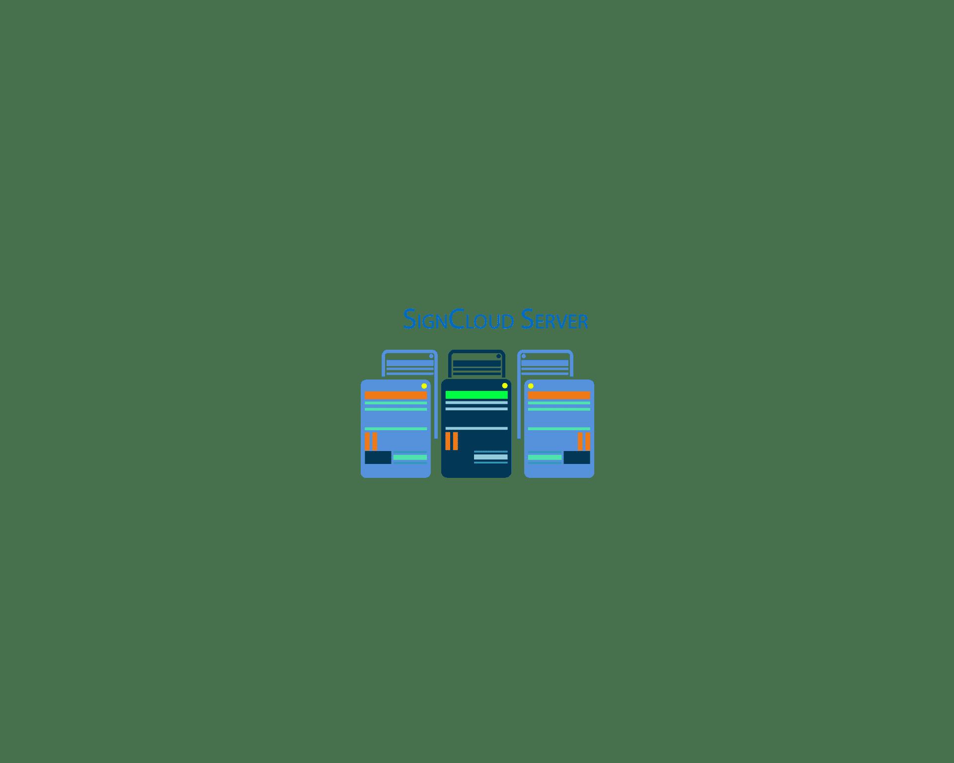 SignCloud Server